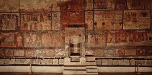 Antiga sinagoga em Dura-Europos